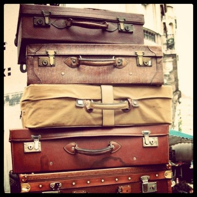 moving abroad, packing