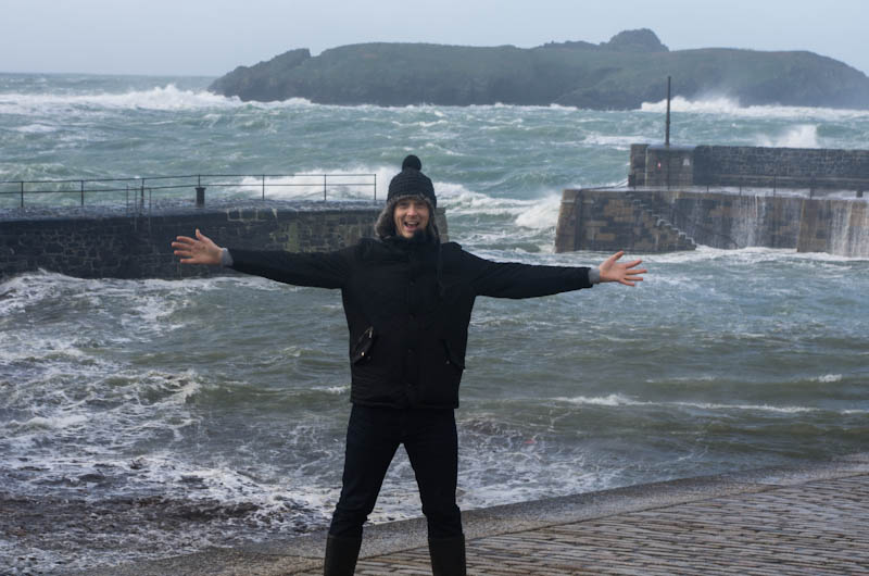 Wild Weather Cornwall