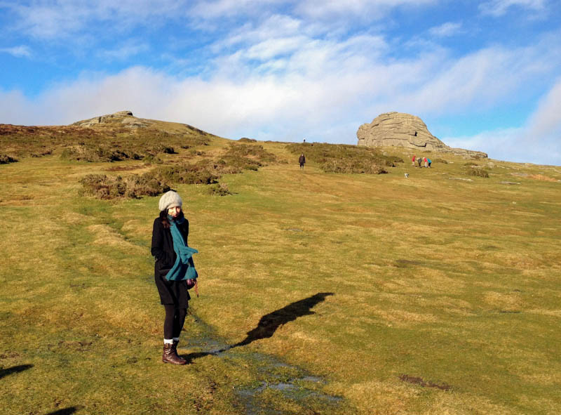 Dartmoor Haytor