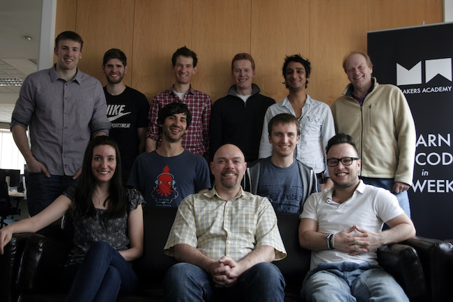 Makers First Cohort