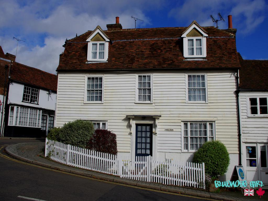Kent clapboad house