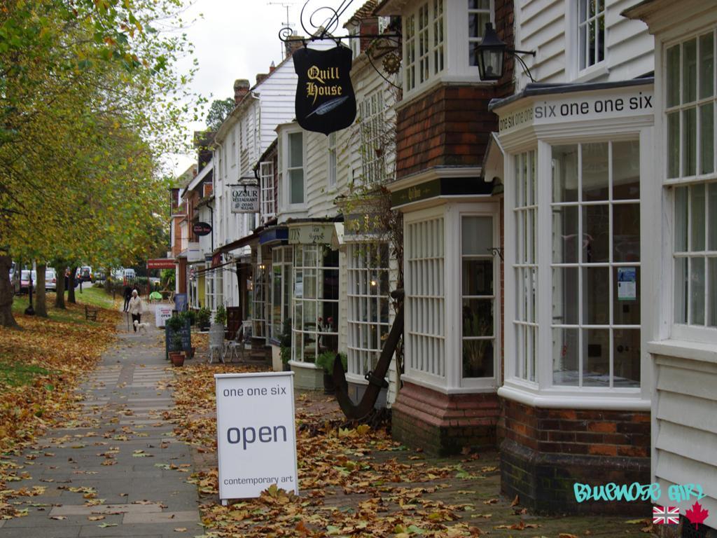 Tinterden, Kent