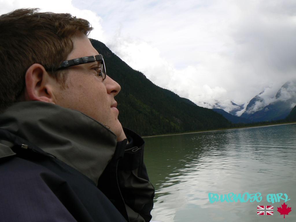 Bear watching Canada