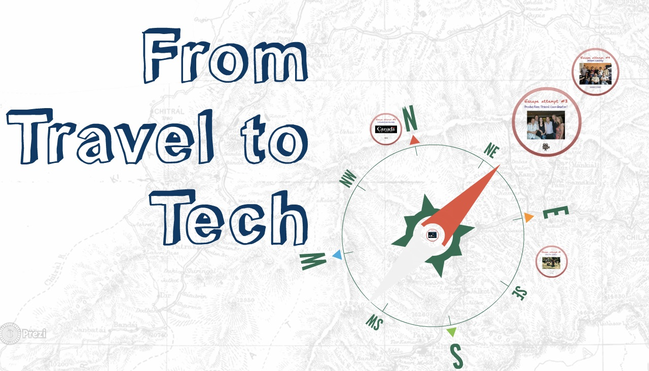 travel to tech
