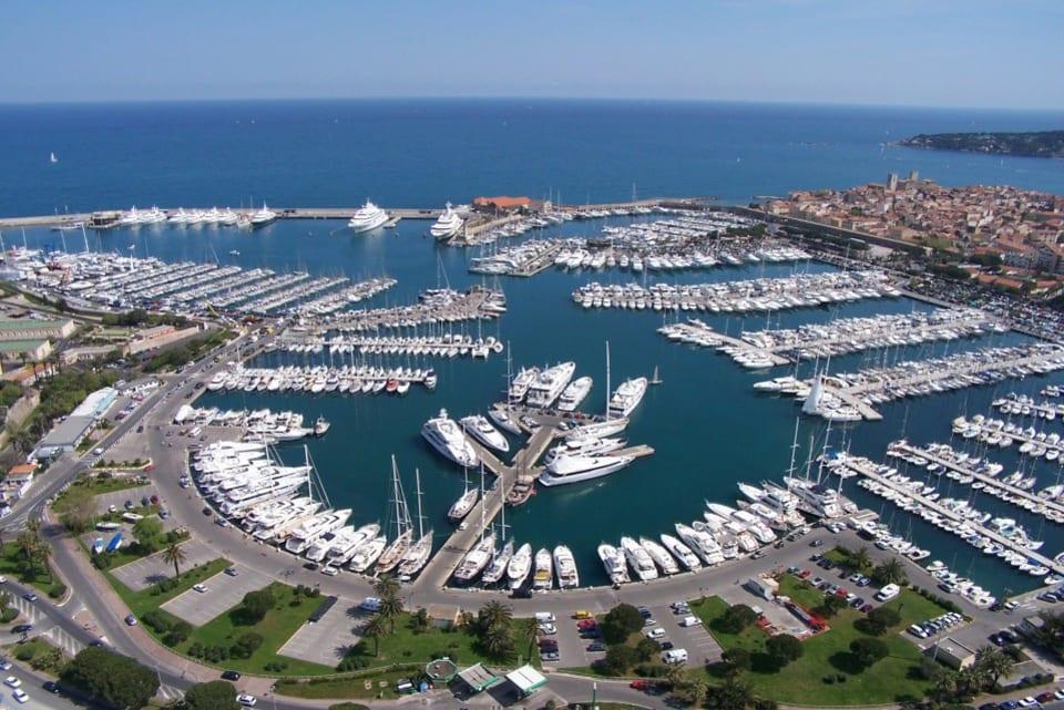 23m Berth -  Port Vauban, Antibes Yacht #1