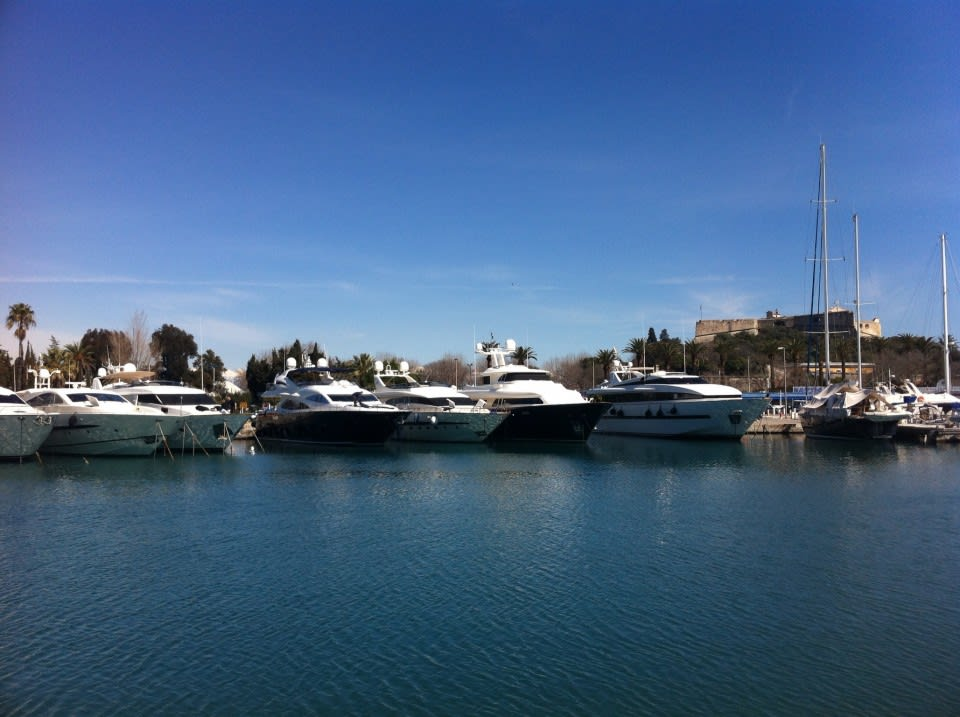 30m Berth -  Port Vauban, Antibes Yacht #1