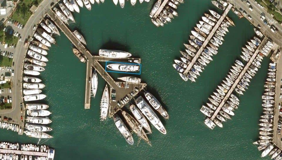 40m Berth -  Port Vauban, Antibes Yacht #2