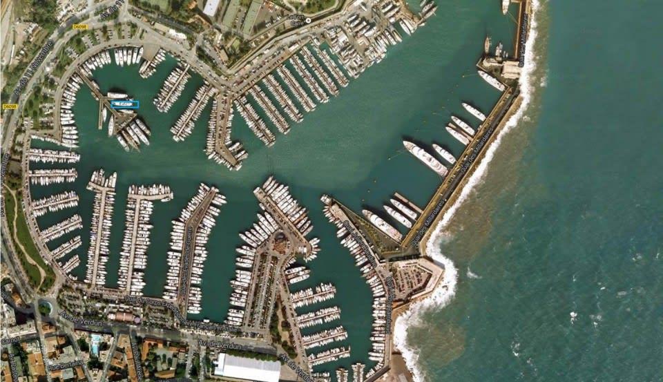 40m Berth -  Port Vauban, Antibes Yacht #4