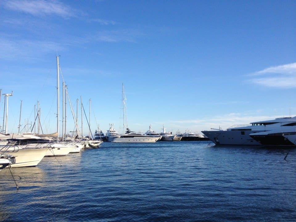 30m/35m Berth -  Port Camille Rayon, Golfe Juan Yacht #5