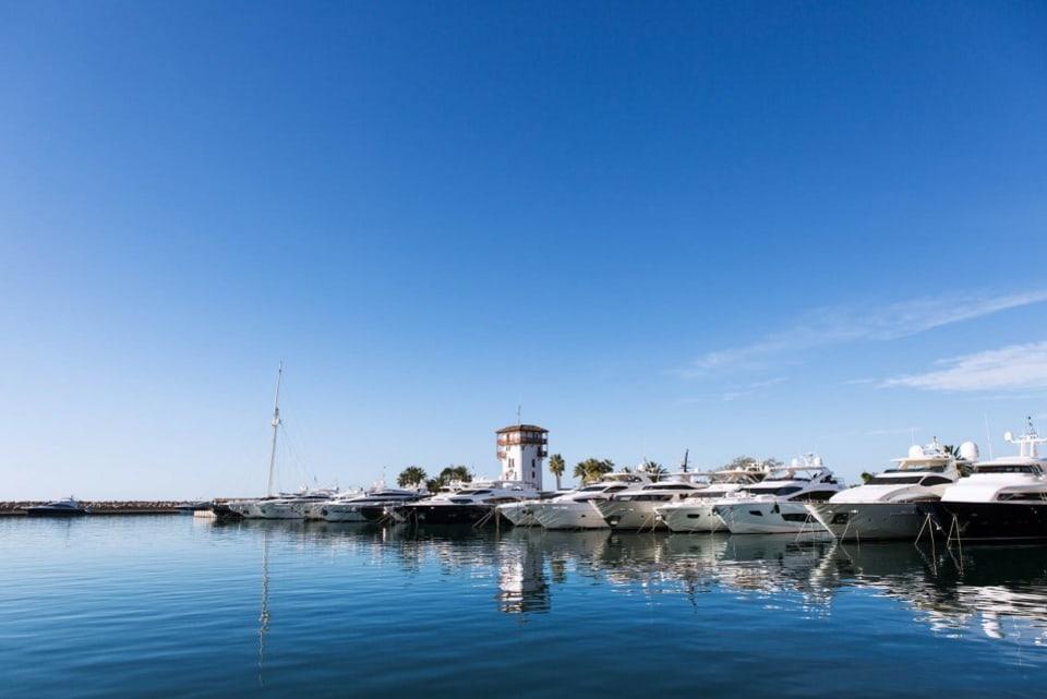30m Berth -  Puerto Portals, Portals Yacht #5