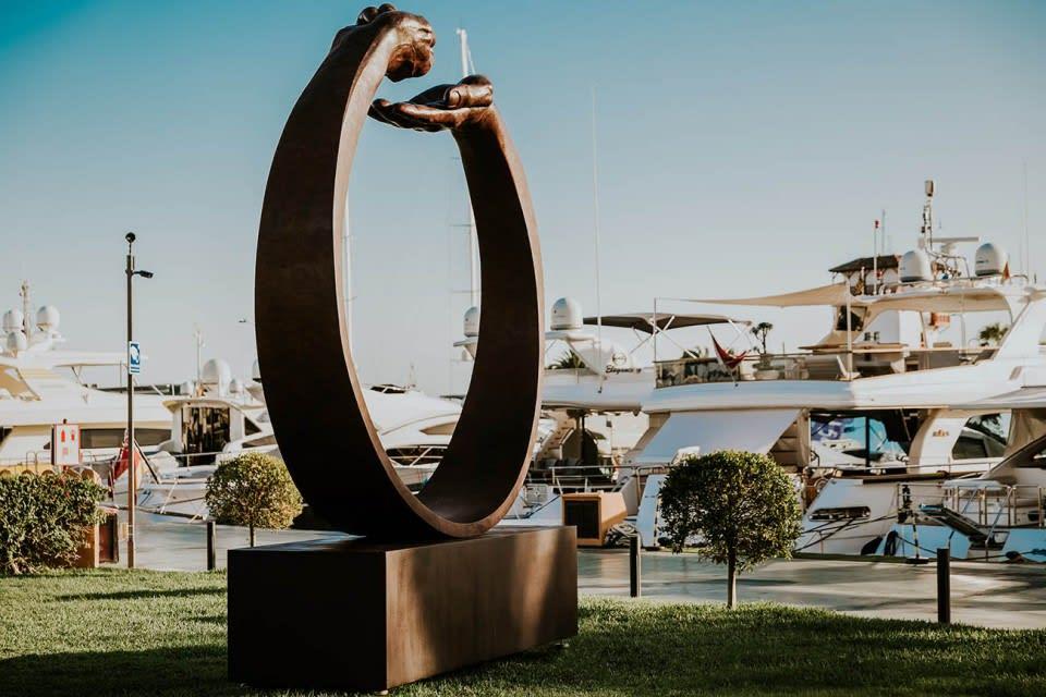 30m Berth -  Puerto Portals, Portals Yacht #7