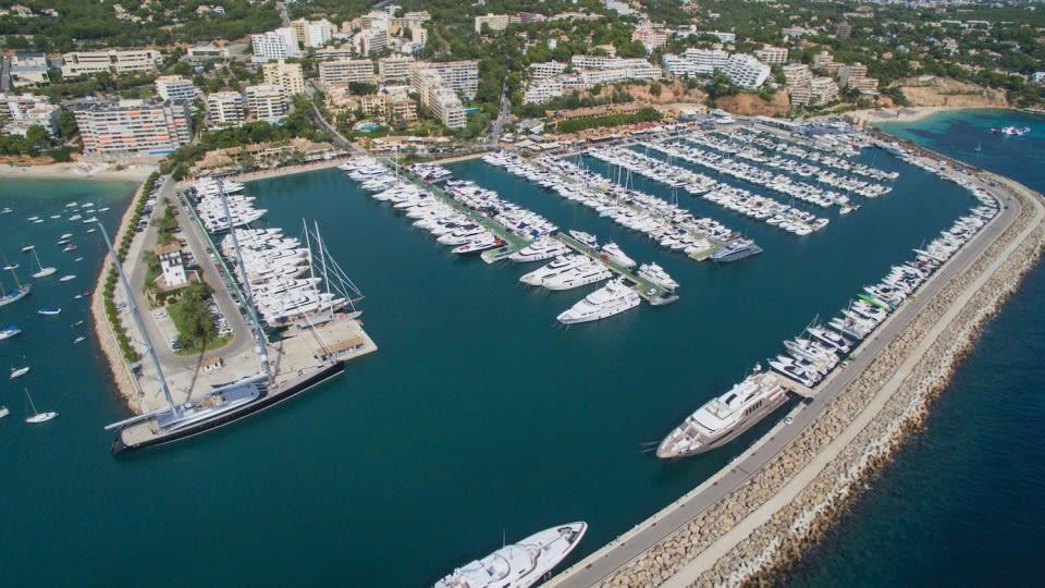 30m Berth -  Puerto Portals, Portals Yacht #1