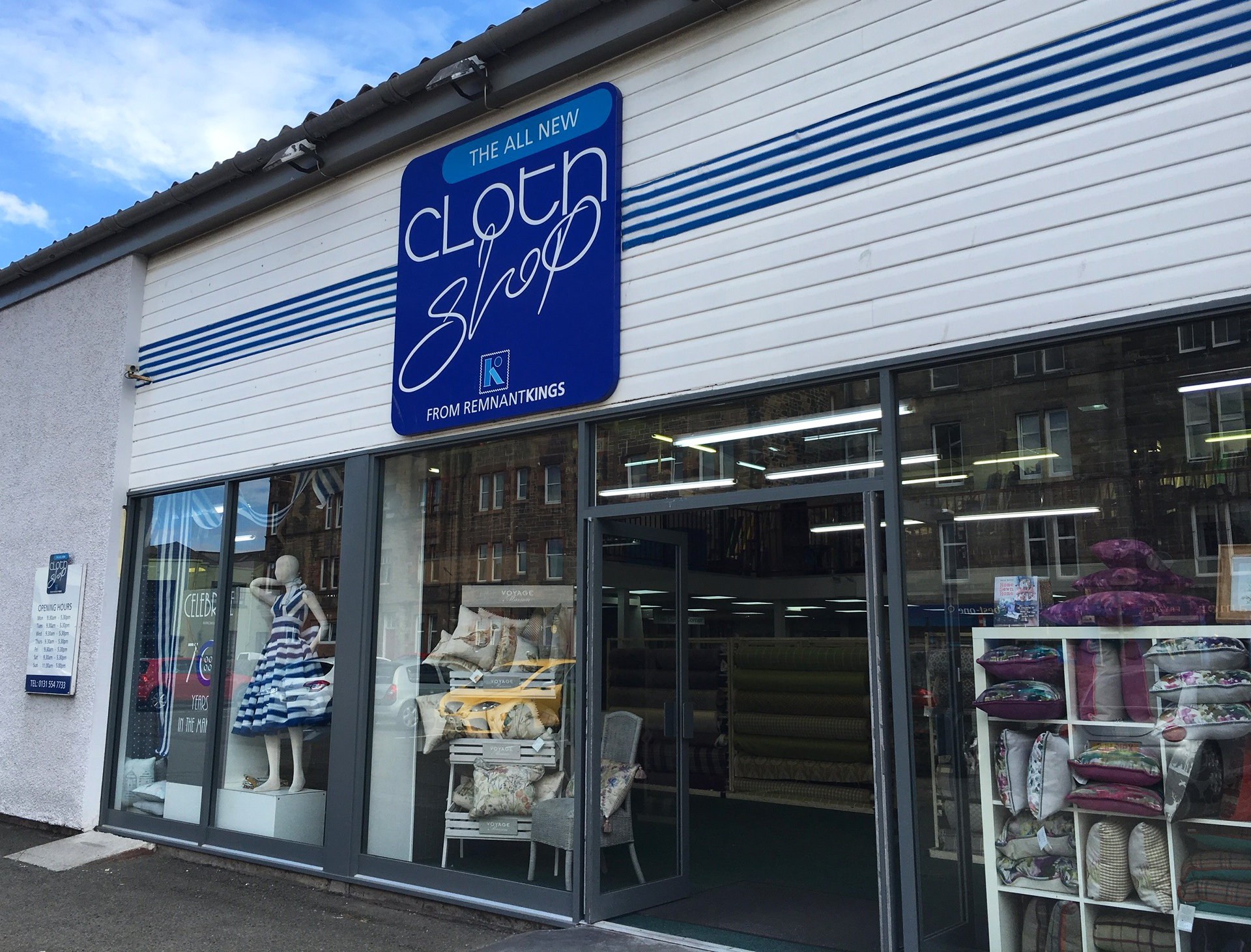 Bobbin and Baste : quilt shops in scotland - Adamdwight.com