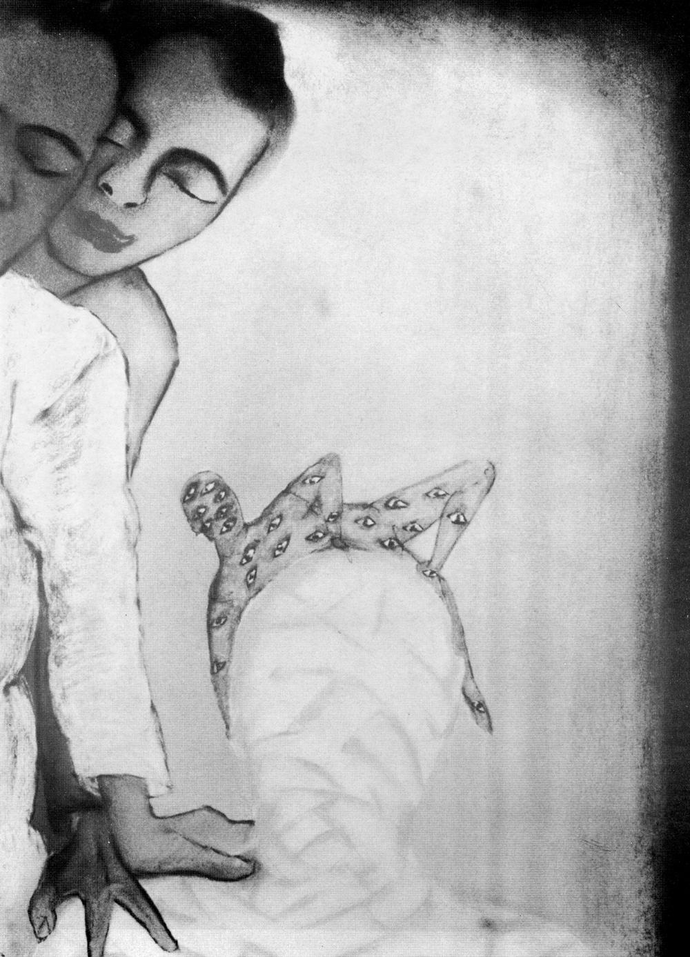 Francesco Clemente Drawings by Francesco Clemente