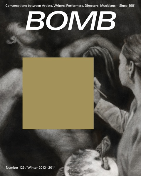 The cover of BOMB 126