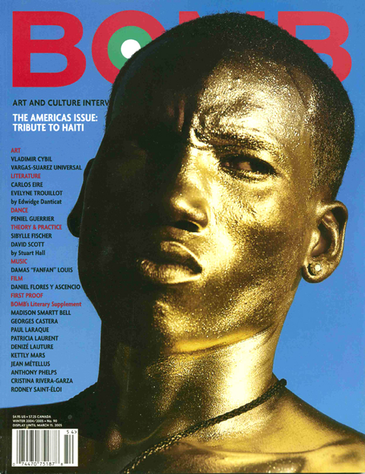 The cover of BOMB 90