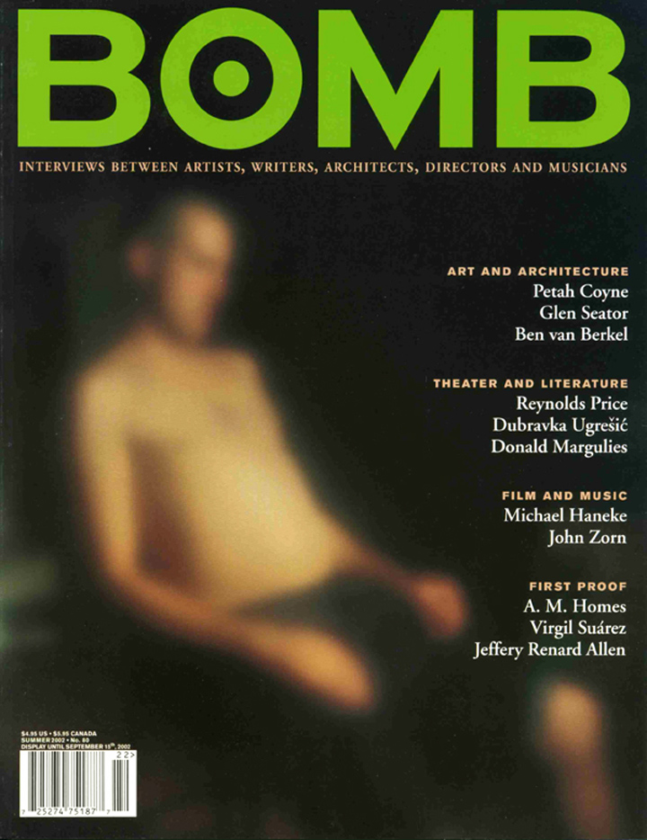 The cover of BOMB 80