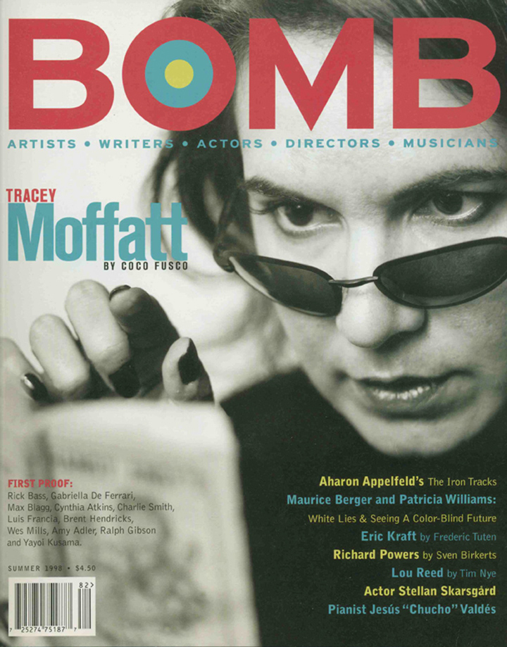 The cover of BOMB 64