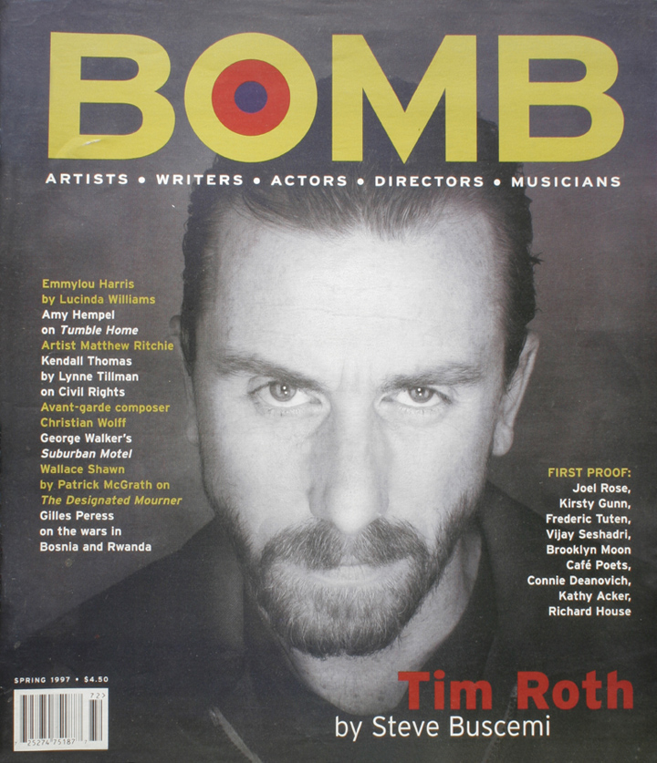 The cover of BOMB 59