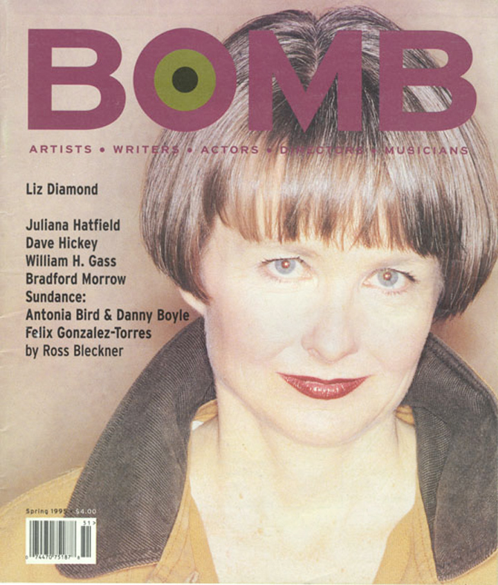 The cover of BOMB 51