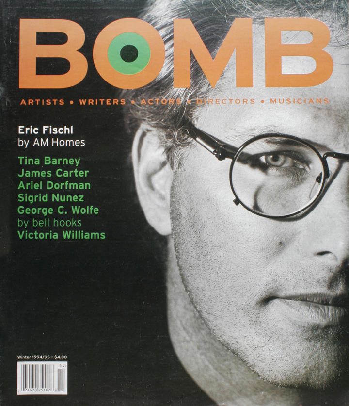 The cover of BOMB 50