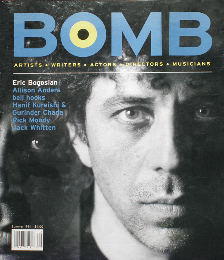 The cover of BOMB 48