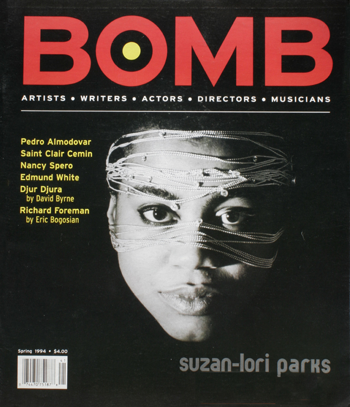 The cover of BOMB 47