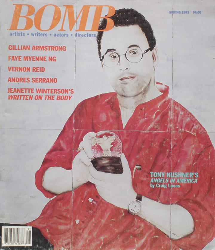The cover of BOMB 43