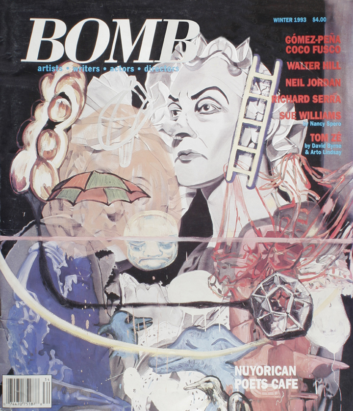 The cover of BOMB 42