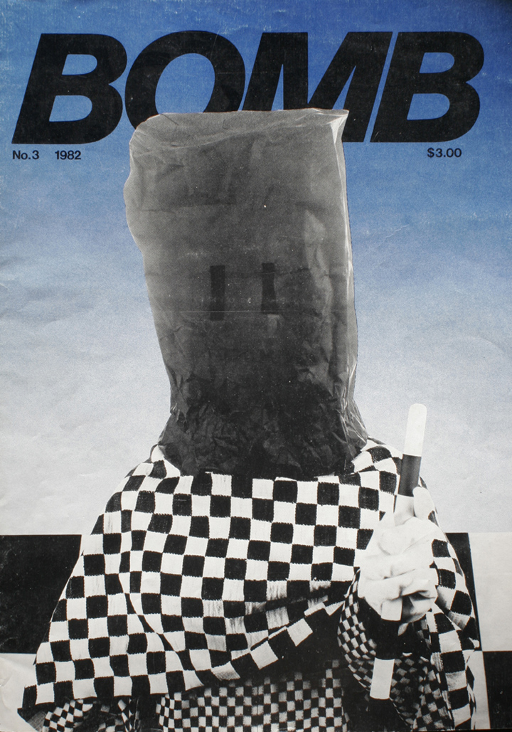 The cover of BOMB 3