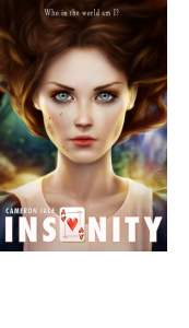 Insanity by Cameron Jace