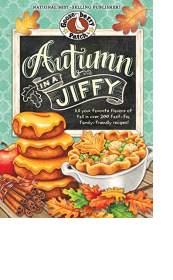 Autumn in a Jiffy Cookbook by Jaci Burton