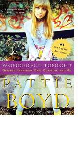 Wonderful Tonight by Pattie Boyd with Penny Junor