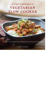 The Gourmet Vegetarian Slow Cooker by Lynn Alley