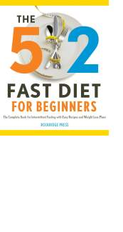 The 5:2 Fast Diet for Beginners by Rockridge Press