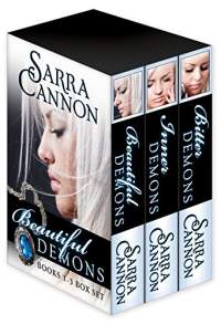Beautiful demons box set books 1 3 by sarra cannon