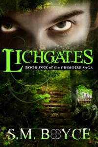 Lichgates by s m boyce