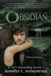 Obsidian by jennifer armentrout