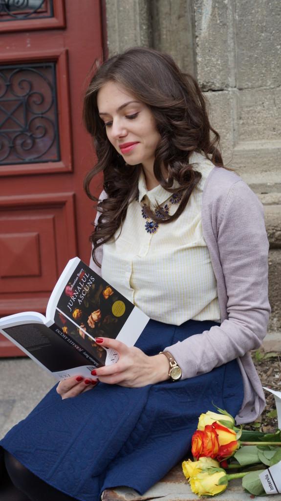 Bookish Style Jurnalul ascuns 3