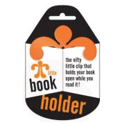 LITTLE BOOK HOLDER ORANGE_