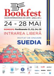 Concurs: 2 vouchere de câte 100 lei la Bookfest 2017!