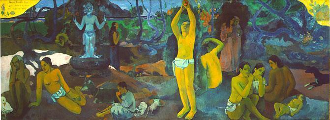 Gauguin _De unde venim