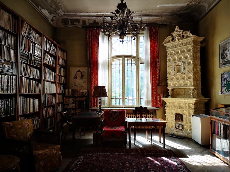 Casa Ligia și Pompiliu Macovei - Bookish Style