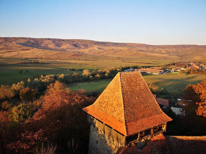Turn Cetatea Viscri - Bookish Style