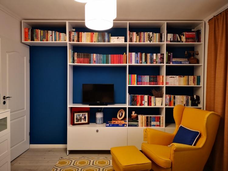 Dana Dumitru - Biblioteca Bookish Style