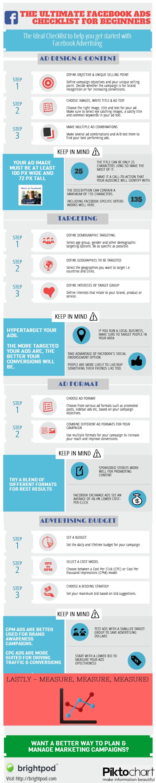 Brightpod Facebook Advertising Checklist