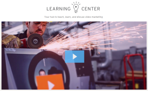 Wistia Learning Center
