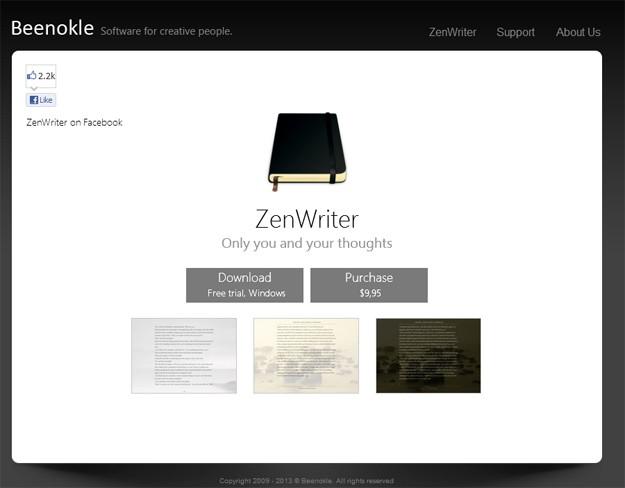 zenwriter