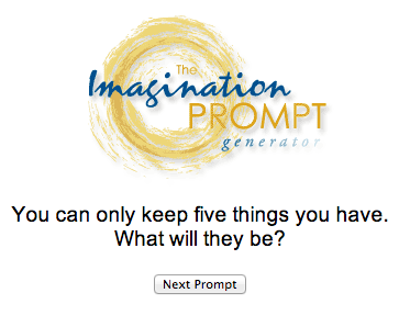 Imagination Prompt