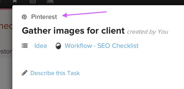 Task Types